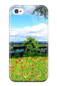 Pretty NWg-413pcFnUNby Iphone 4/4s Case Cover/ Nature Series High Quality Case