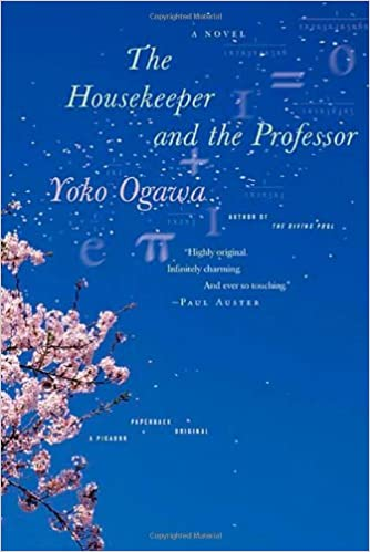 Image result for the housekeeper and the professor book