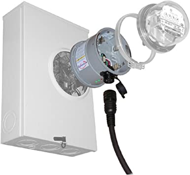 Amazon Com Generlink Auto Transfer Switch 30 Amp Model Ma23 N Home Improvement