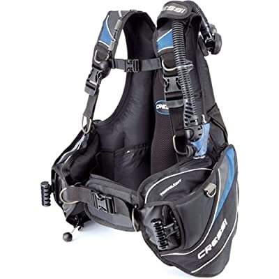 Cressi Travelight BC - Blue