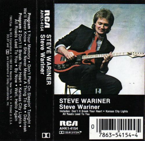 steve wariner album