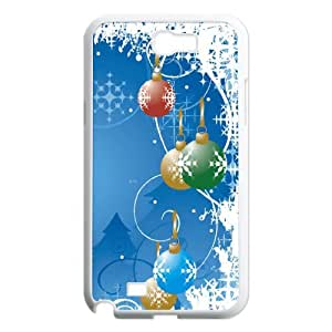Samsung Galaxy Note 2 N7100 Christmas Phone Back Case DIY Art Print Design Hard Shell Protection LK016812