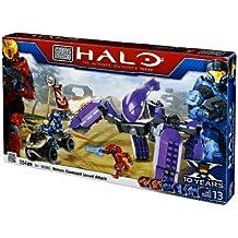 Mega Brands Halo Anniversary Bloks Set #96965 Versus Covenant Locust Attack