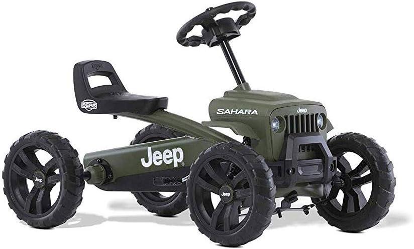 Berg Coche de Pedales Jeep Sahara (2 a 5 años)