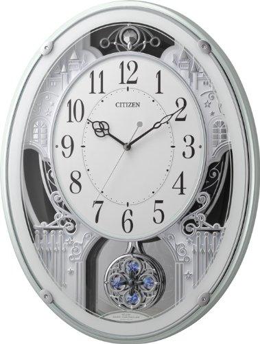 CITIZEN メロディアミューズ時計 パルミューズプラウド 緑メタリック色 4MN512-005 B009CK2IRC