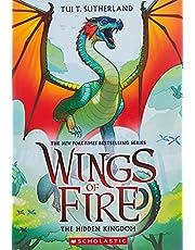 Wings of Fire # 3: The Hidden Kingdom