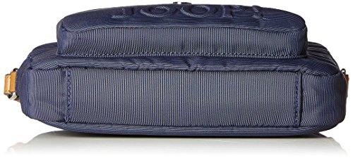Joop! Nylon Naviga Manu Shoulderbag Shz - Bolso de hombro Mujer Azul (Dark Blue)