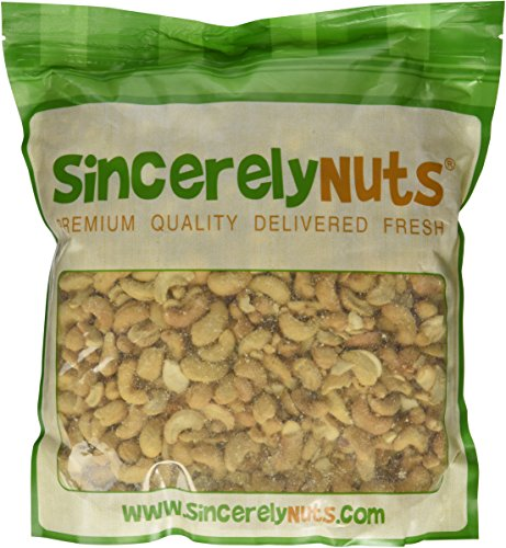 Sincerely Nuts Cashews Roasted Unsalted product image
