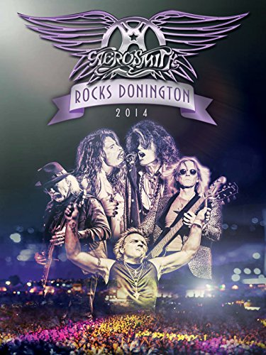Aerosmith – Rocks Donington 2014