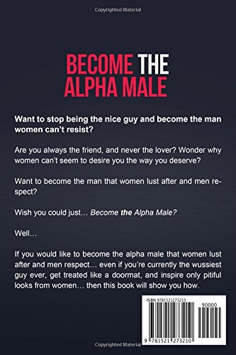 Become alpha male book