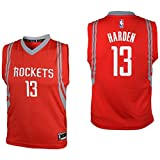 NBA Youth 8-20 All Star Team Color Players Replica Jersey (Large 14/16, James Harden Road)