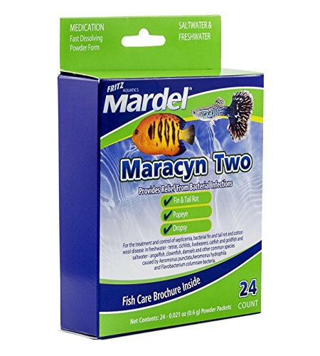 Mardel Treats - Fritz Aquatics 24 Count Mardel Maracyn 2 Treats