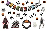 Star Wars The Force Awakens Deluxe Party Decorating Kit