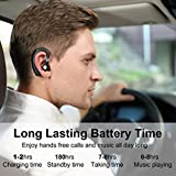 Bluetooth Headset, FIMITECH Wireless Earpiece V5.0