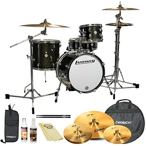 4 Piece Cymbal Pack - 9