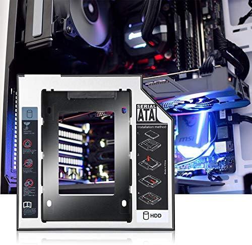 James Products Unidad de Disco Duro Universal SATA 2nd HDD SSD de ...