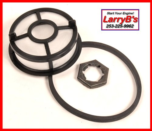 384540000S Fuel Heater Screen Nut and Gasket For Dodge Cummins 1994-98 12 Valve