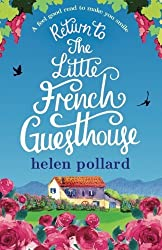 Return to the Little French Guesthouse (La Cour des Roses) (Volume 2) by Helen Pollard (2016-08-26)