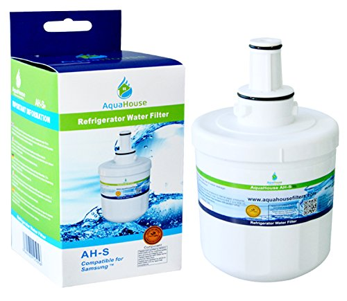 Samasung Kühlschrank Kompatibler Wasserfilter, Ersatz für DA29-00003G, DA29-00003A, DA29-00003B, HAFIN1 EXP - Water Filter Man Ltd Markenprodukt