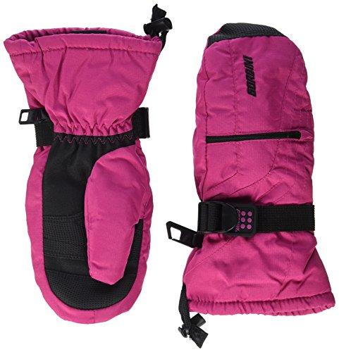 Gordini Kids' Baby Baby Baby Gloves, Deep Pink, XLarge/6 Year