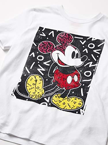 Amazon Brand - Spotted Zebra Boys Disney Star Wars Marvel Short-Sleeve T-Shirts