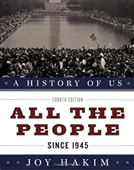A History of U.S.: All the People (History of U. S.) 0195077644 Book Cover