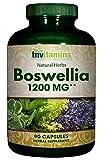 TNVitamins Boswellia Serrata 1200 Mg (90 Capsules) Review