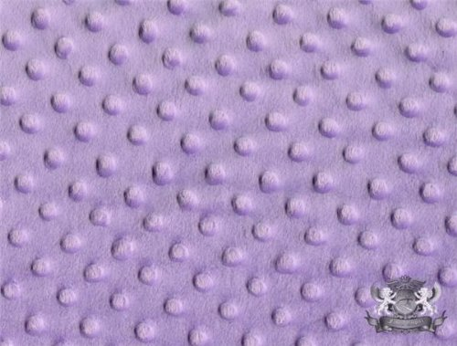 Dimple Pattern - Minky Dimple Dot Blanket Fabric 60