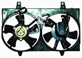 Depo 315-55018-000 Dual Fan Assembly