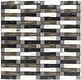 Dal-Tile 12BLENDMS1P-F175 Intertwine Tile, 12'' x 12'', Power Blend