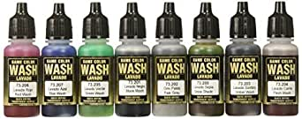 Vallejo Game Color Washes 17ml Paint
