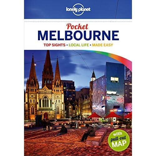 Lonely Planet Pocket Melbourne (Travel Guide) - 51dn3JstgNL. SS500 - Getting Down Under Travel Guides