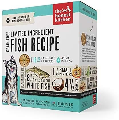 Dog Food: Honest Kitchen Limited Ingredient