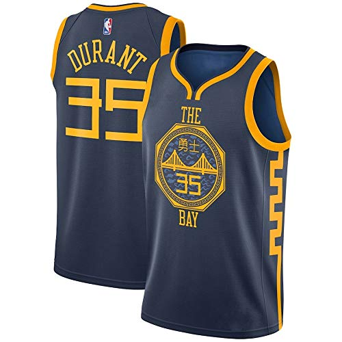 2d805bd364d Buy NBA Golden State Warriors The Bay Kevin Durant Jersey Online at Low  Prices in India - Amazon.in