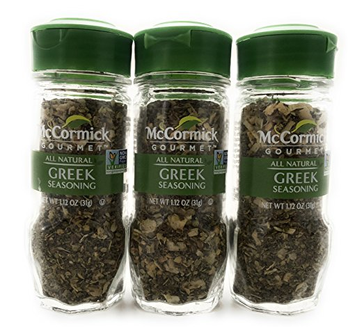 McCormick Greek Seasoning 1.12 Oz (Pack of 3) by McCormick (Image #3)