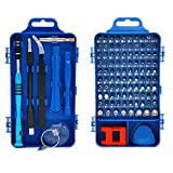 Precision Screwdriver Set, Faireach 110 in 1 Professional Repair Tool Kit with Portable Case, Magnetic Screw Driver Set for PC, Computer, Cellphone, Tablet, iPhone, iPad, Mac, Electronic etc