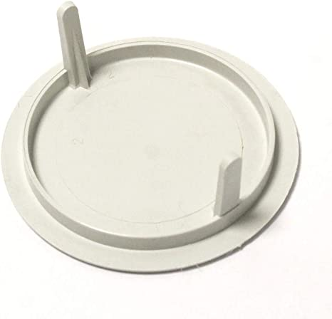 BeMatik - Tapa de Caja de Registro Redonda para Caja de diámetro ...