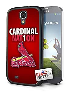 St. Louis Cardinals Nation Single Cell Phone Hard Protection Case for Samsung Galaxy S4 MINI