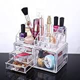 Unique Home Acrylic Jewelry and Cosmetic Storage