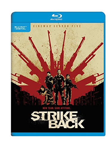 The 6 best strike back season 4 blue ray