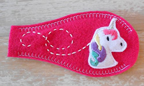 Eye Patch - Unicorn (covering RIGHT eye) by Patch Me