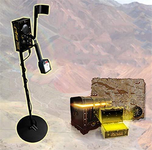 Detector de metales de 3 M Instrumento arqueológico subterráneo: Amazon.es: Bricolaje y herramientas