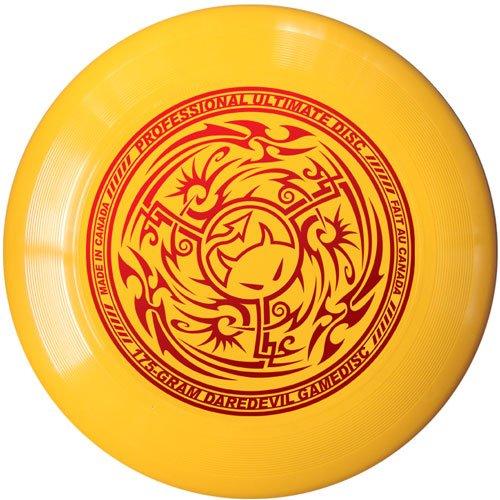 品質が完璧 Daredevil Disc アルティメット Daredevil 競技用ディスク アルティメット 炎 Disc (スクールバスのような黄色) B000PHBT58, e-プライス:98791b4e --- realcalcados.com.br