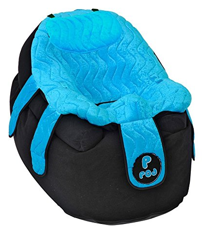 P Pod Postural Support System (Small, Pool Blue)