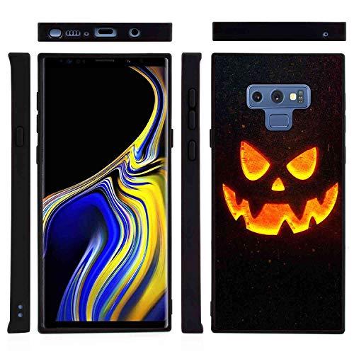 Pumpkin Lantern Case Fit for Samsung Galaxy Note 9 6.4 Version