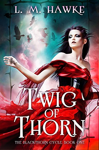 Twig of Thorn: An Urban Fantasy Novella of Irish Mythology and Faery Magic (The Blackthorn Cycle Book 1)