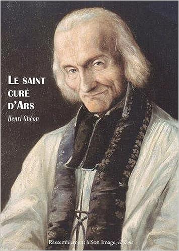 Livre gratuits Le saint curé d'Ars pdf