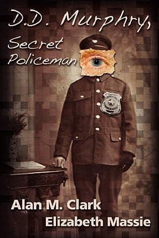 book cover of D.D. Murphry, Secret Policeman
