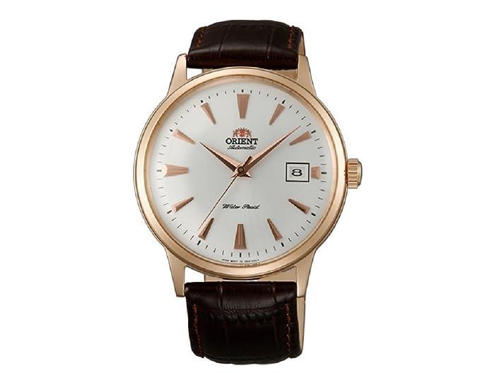 Reloj Orient Automático Caballero Clásico Elegante modelo 147-FAC00002W0: Amazon.es: Relojes