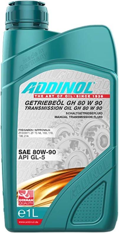 Addinol GetriebeÖl Gh 80w 90 1 Liter Auto